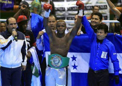 """Josec """"Escorpión"""" Ruiz, el rostro internacional del boxeo hondureño en su más alto nivel"""