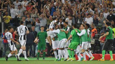 """La Juventus gana la Coppa y apunta al triplete. Lazio intentó pero no pudo con la """"Vecchia Signora"""""""