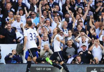 White Hart Lane se despide a lo grande: los suyos vencen al United de Mourinho