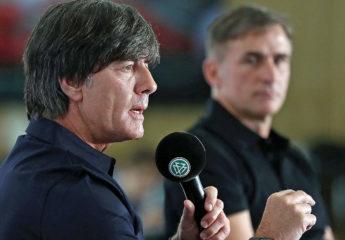 Löw da sus convocados y una Mannschaft B llena de jóvenes, jugará la Confederaciones