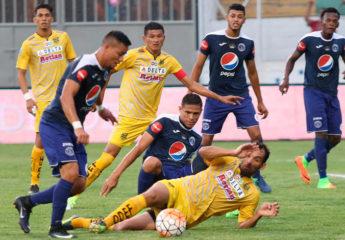 Motagua es finalista de la LNP con gol agónico que acabó con las esperanzas del Real España