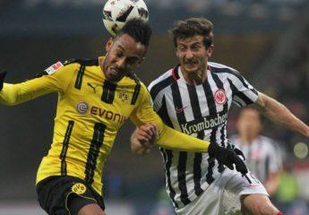 Borussia Dortmund enfrenta al Eintracht Frankfurt en busca de la Pokal