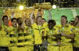 Aubameyang evita el desastre. Dortmund es el campeón de la Pokal alemana