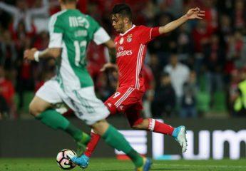 "Benfica cerca del ""Tetra"" gracias al gol de Raúl Jiménez frente al Rio Ave"