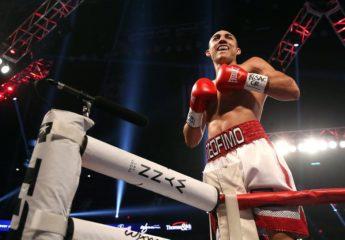 Teófimo López a mantener su invicto frente a Ronald Rivas en el Madison Square Garden