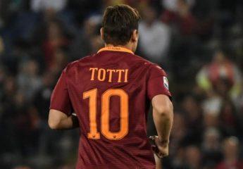 Oficial: Francesco Totti se despide este domingo de la AS Roma