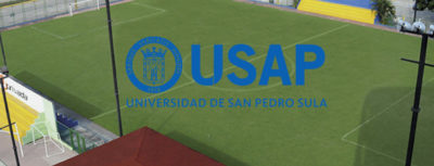 Inaugurado el Campeonato de Fútbol de la Universidad de San Pedro Sula, USAP