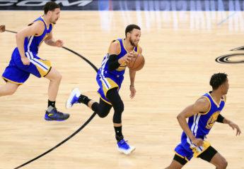 Golden State Warriors arrasa con los San Antonio Spurs y son finalista de la NBA