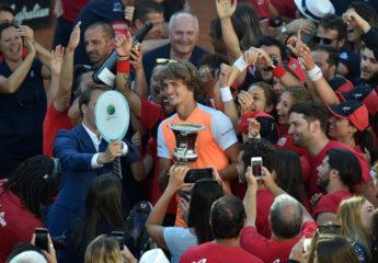 Alexander Zverev conquista Roma venciendo a Novak Djokovic