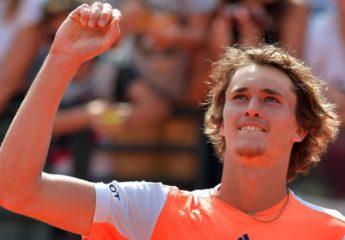 """El """"niño maravilla"""" vence a Isner y se metió en la final del Masters de Roma"""