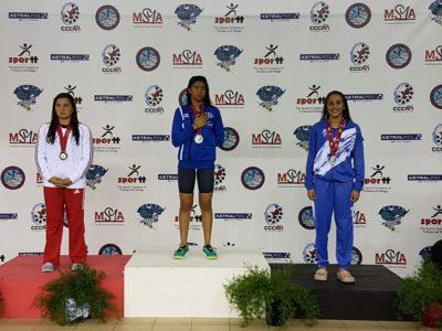 Honduras suma tres medallas de bronce en el CCCAN de Trinidad & Tobago