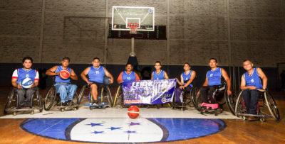 """Fénix y 3x3 Honduras organizan Torneo de baloncesto en silla de ruedas """"Renato Suazo in Memoriam"""""""