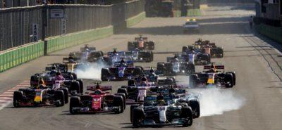 Polémico Gran Premio de Azerbaiyán con choque de Vettel a Hamilton