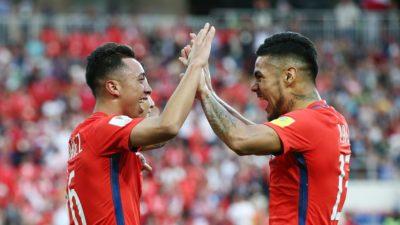 Chile va por su primera victoria sobre la Portugal de Cristiano