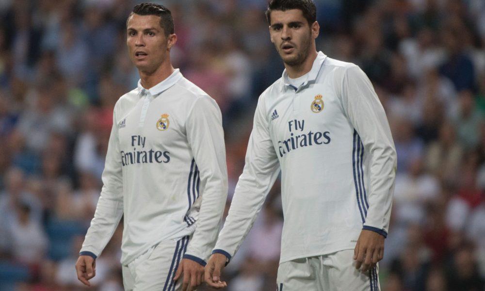 Manchester United pondría 206 millones y De Gea por Cristiano y Morata