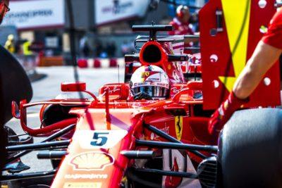 Vettel defiende su liderato en Canadá, tierra favorita de Hamilton