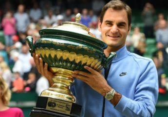 Roger Federer vence a Zverev y gana Halle y apunta a Wimbledon