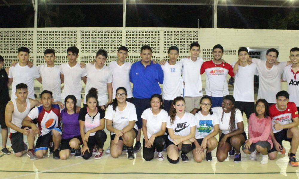 Inmude apuesta por el voleibol. La Valle de Sula tendrá nuevo inquilino