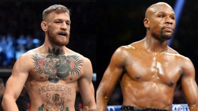 Las espantosas sumas de dinero de la pelea entre Mayweather y McGregor