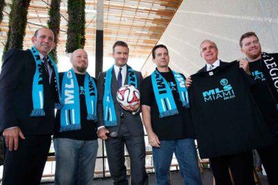 El Miami Beckham United cada vez más cerca de ser realidad