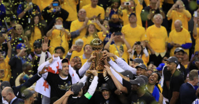 Un Golden State dorado, quedará en los récords de la historia de la NBA