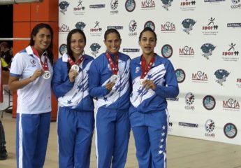 Una espléndida Honduras, suma cuatro oros más en el CCCAN