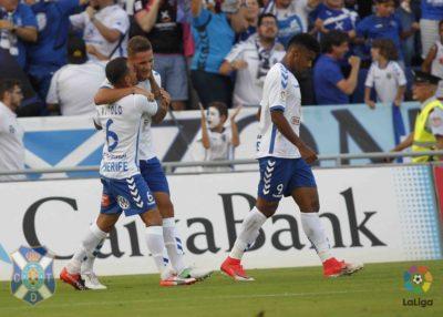 """El Tenerife del """"Choco"""" Lozano pega primero al Getafe en busca del ascenso"""