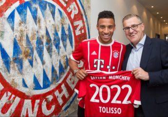 FC Bayern München firma otra perla: Corentin Tolisso de Francia