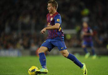 Oficial: el atacante, Gerard Deulofeu, regresa a su casa, el FC Barcelona