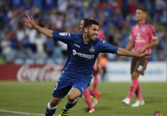 No valió el gol de Anthony Lozano. Tenerife se queda a un poco de ascender