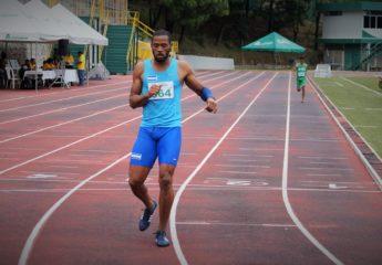 Rolando Palacios viajó al Mundial de Atletismo de Londres 2017