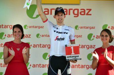 Bauke Mollema se impone en la etapa 15 del Tour de Francia 2017