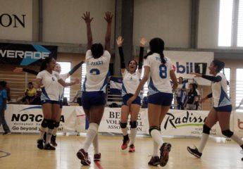 Honduras vence a El Salvador se mantiene invicto y buscará el oro Sub20 de Voleibol