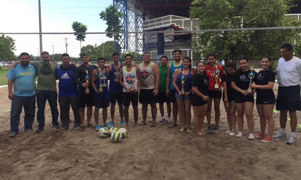 El voleibol de playa regresa a San Pedro Sula casi 20 años después