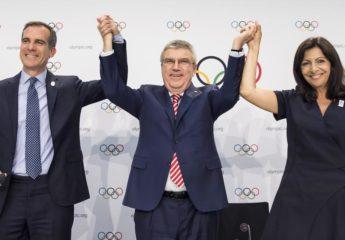 Oficial: hay acuerdo para Olímpicos de París 2024 y Los Ángeles 2028