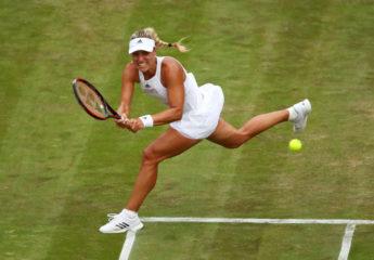 Angelique Kerber se cita con Muguruza en octavos de Wimbledon