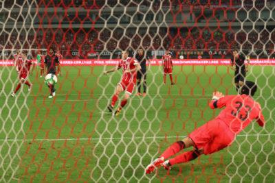 El Bayern se pasa de fiestas en Shanghái y cae en penales contra Arsenal