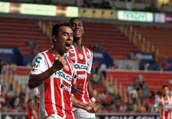 Intensa segunda fecha de la Liga MX. Necaxa de Beckeles es líder
