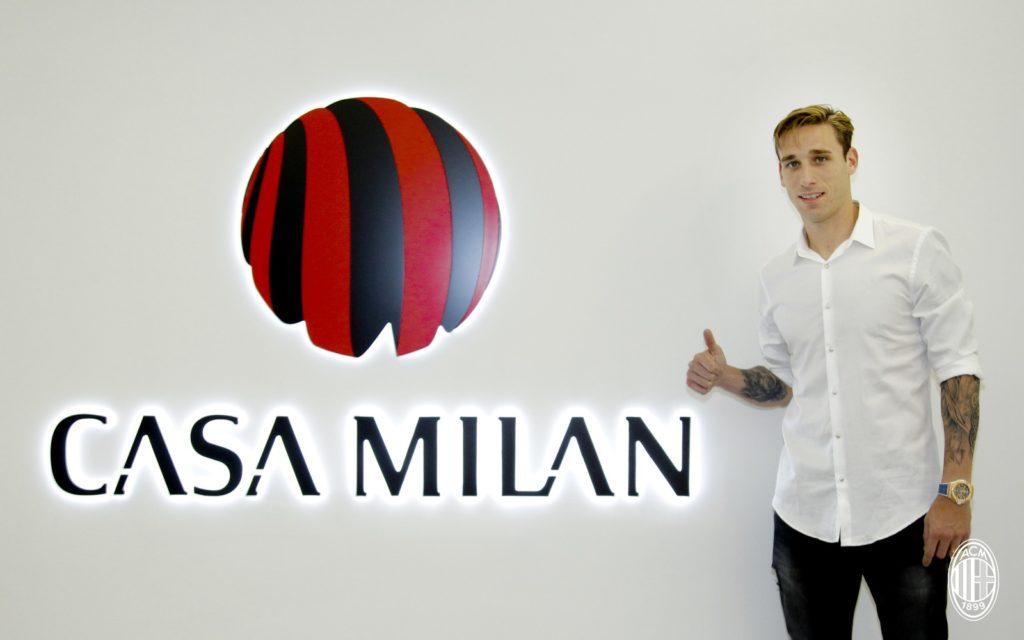 Lucas Biglia, nuevo jugador del AC Milán que no para de armar un equipazo