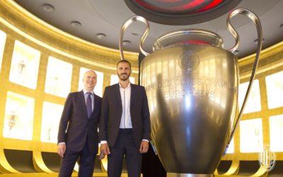 Oficial: Milán hace público acuerdo con la Juventus por Leonardo Bonucci