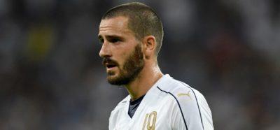 Llegando Bonucci al AC Milán, ¿Despierta un gigante en Europa?