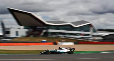 Lewis Hamilton se queda con la 'pole' en el Gran Premio de Gran Bretaña