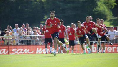 El Bayern apuesta por los jóvenes, guarda la billetera y trabaja a futuro