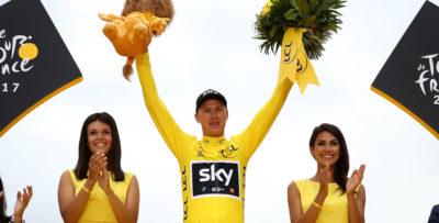 Groenewegen se lleva la última etapa, Froome conquista su cuarto Tour de Francia