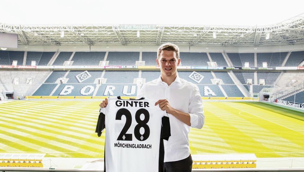 Oficial: Matthias Ginter nueva contratación del Mönchengladbach