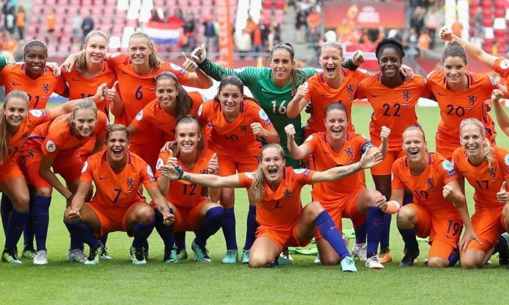"Inaugurada la Euro femenina de Holanda 2017. Las ""Tulipanes"" vencen a Noruega"