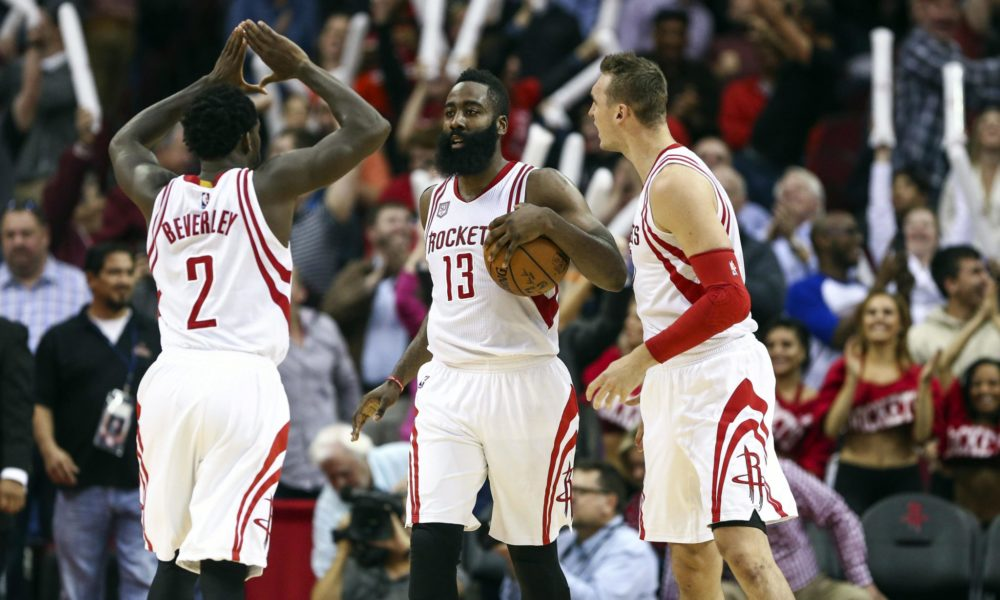 Los Houston Rockets de la NBA, a la venta por una suma multimillonaria