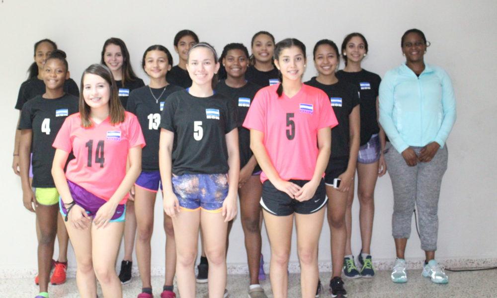 Honduras lista para jugar el Centroamericano Sub20 de voleibol de Belice 2017