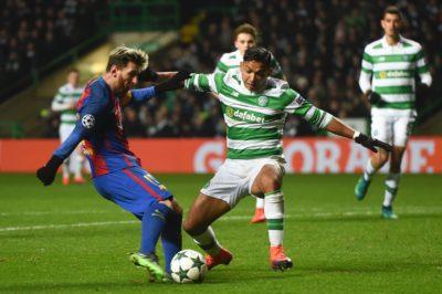Emilio Izaguirre deja el Celtic y firma con el Al-Fehia de Arabia Saudita