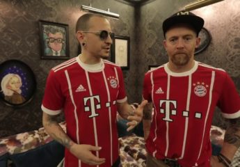 El FC Bayern llora la muerte de Chester Bennington de Linkin-Park